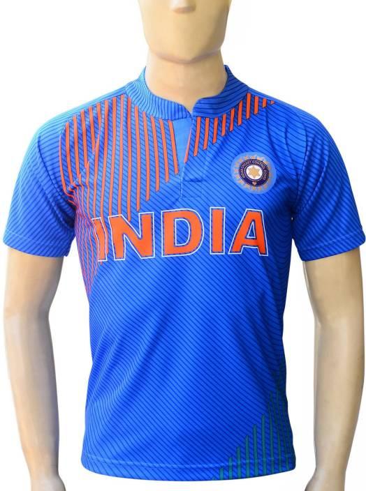 Navex Indian Cricket Odi Jersey Size 40 Large Cricket Kit
