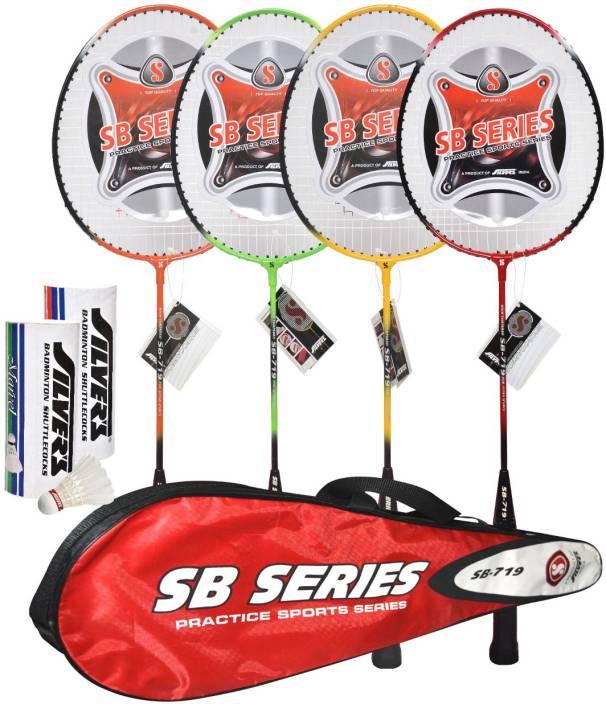 Silver's SB - 719 Combo 2 Badminton Kit