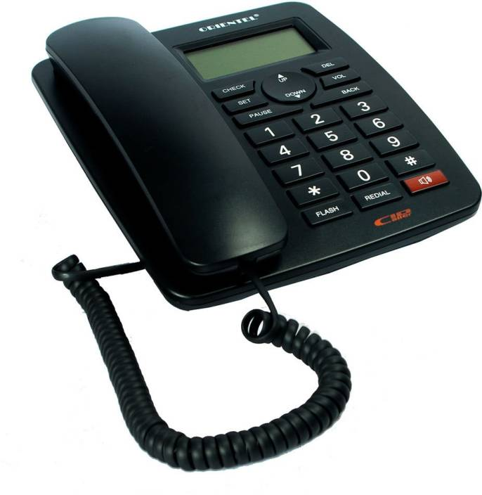 Shopo Orientel KX-T1577CID DTMF/FSK Auto Detect Telephone For Office