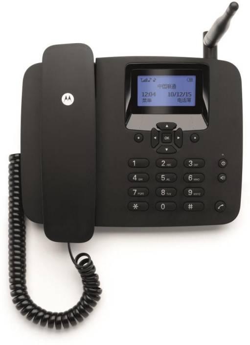 Motorola FW200L SIM enabled Corded Landline Phone