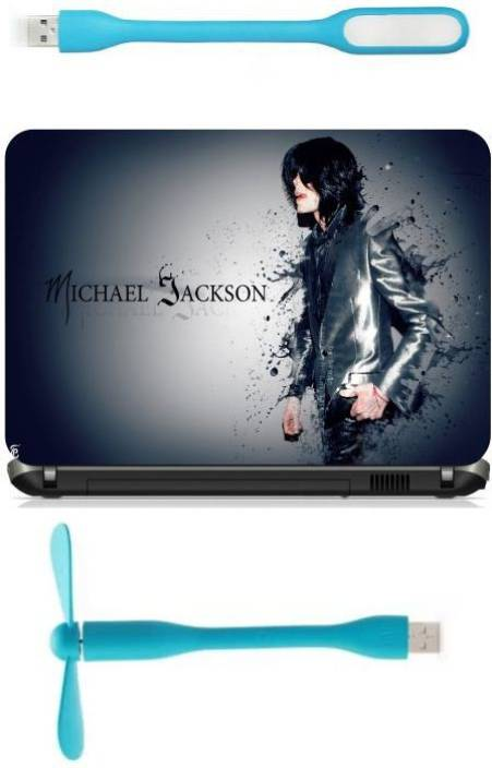 Print Shapes Michael Jackson Widescreen Combo Set
