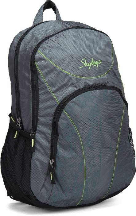 Skybags 11 inch Laptop Backpack Grey - Price in India | Flipkart.com