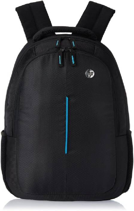 HP 15 inch Laptop Backpack Black - Price in India | Flipkart.com
