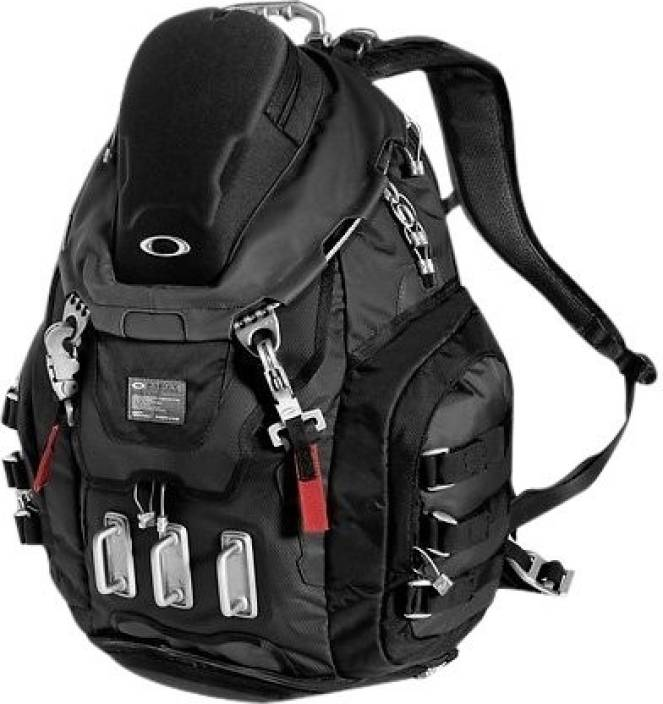 Oakley 17 Inch Laptop Backpack Black64228 Price In India