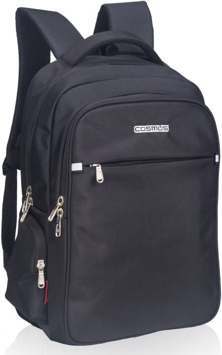 Cosmus 15.6 inch Laptop Backpack Black - Price in India  37840e7ee81b4