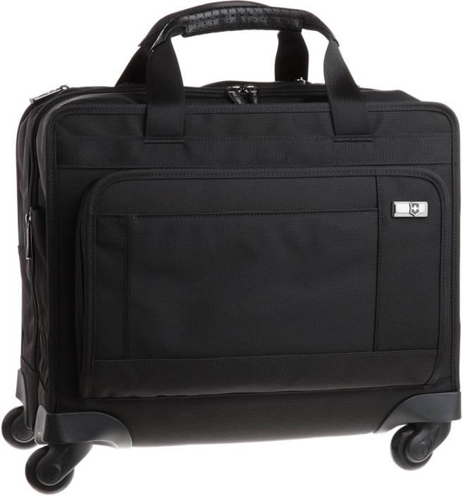 Victorinox Architecture 3 0 Rolling Trevi 4 Wheel Laptop Case Small Travel Bag