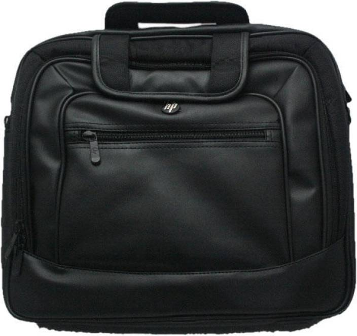 14ec175514 HP 16 inch Laptop Messenger Bag Black - Price in India