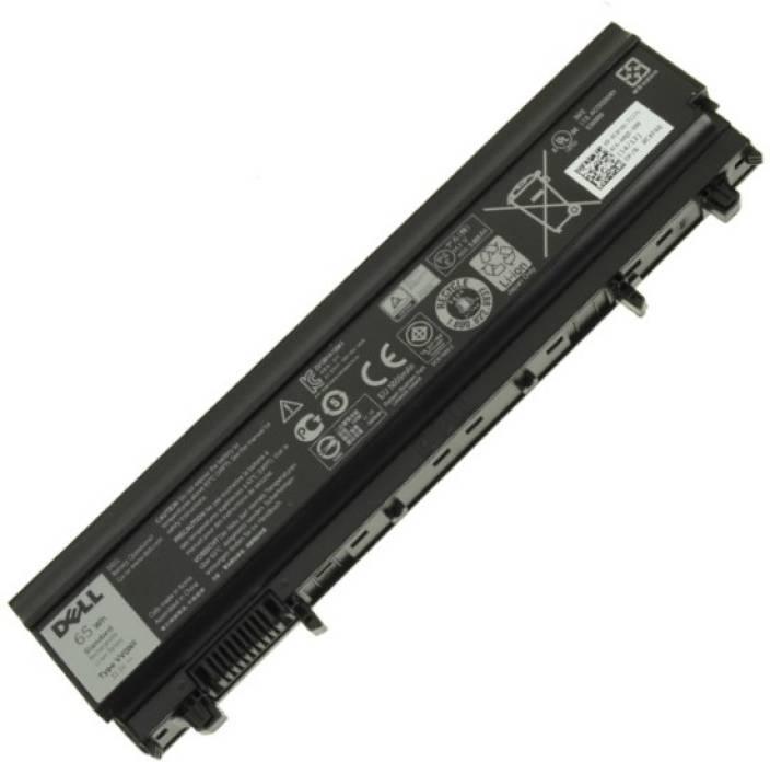 Dell Latitude E5440 E5540 6 Cell Laptop Battery