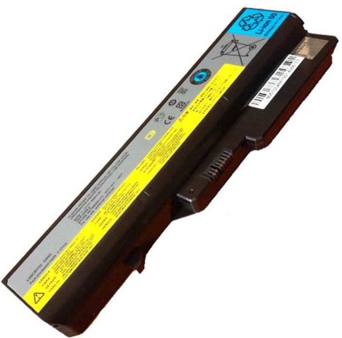 4D Lenovo G570 6 Cell Laptop Battery