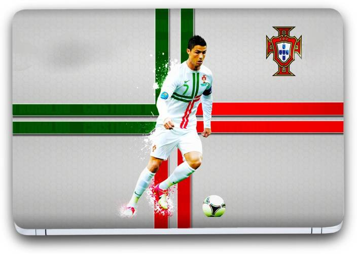 quality design ec224 a04e7 Saledart Cristiano Ronaldo Real Madrid Portugal Flag Vinyl ...