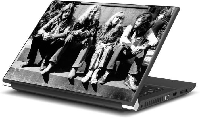 Artifa Led Zeppelin Music Vinyl Laptop Decal 15.6