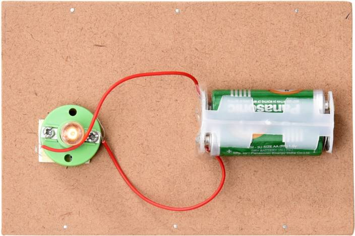 ProjectsforSchool Simple Electric Torch - DIY kit for Science ...