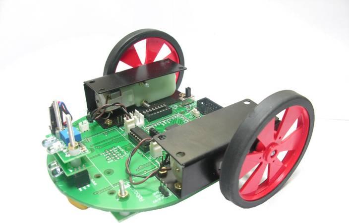 Robosoft Systems Avr Swarm Robot Kit Price in India - Buy