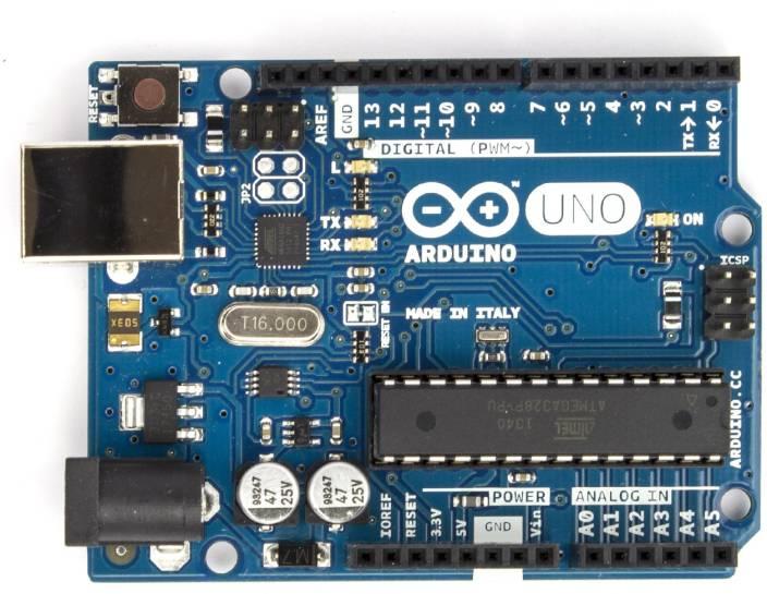 Arduino Uno R3 - Original Made In Italy With Box