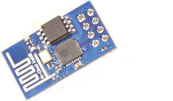 Explore Embedded ESP8266 ESP01 Wifi Module