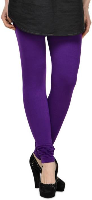 Akaas Women's Purple Leggings