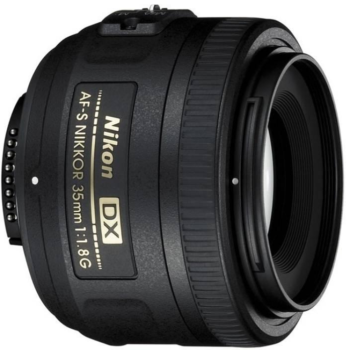 Nikon AF-S DX NIKKOR 35 mm f/1.8G Lens Lens
