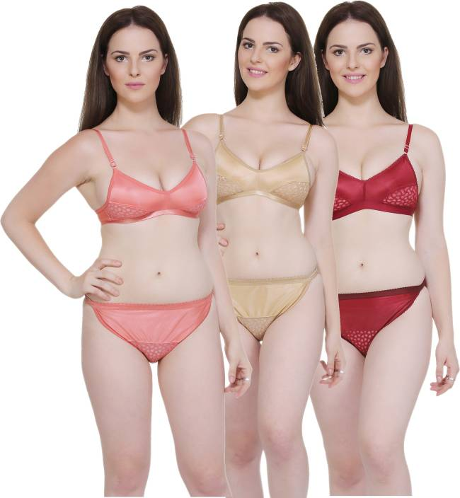 In Beauty Lingerie Set - Buy Multicolor In Beauty Lingerie Set Online at Best  Prices in India  9cd5eb573