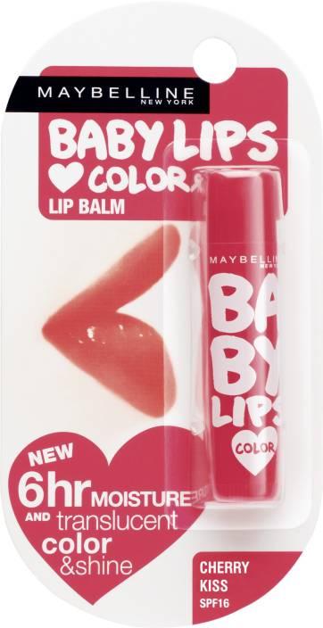 Maybelline Baby Lips (SPF 20) Cherry Kiss