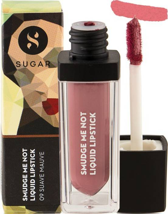 Sugar SMUDGE ME NOT LIQUID LIPSTICK - 10 Drop Dead