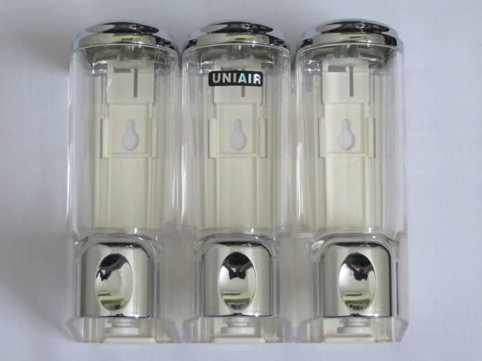 Uniair 500 ml Shampoo, Soap, Foam, Lotion Dispenser