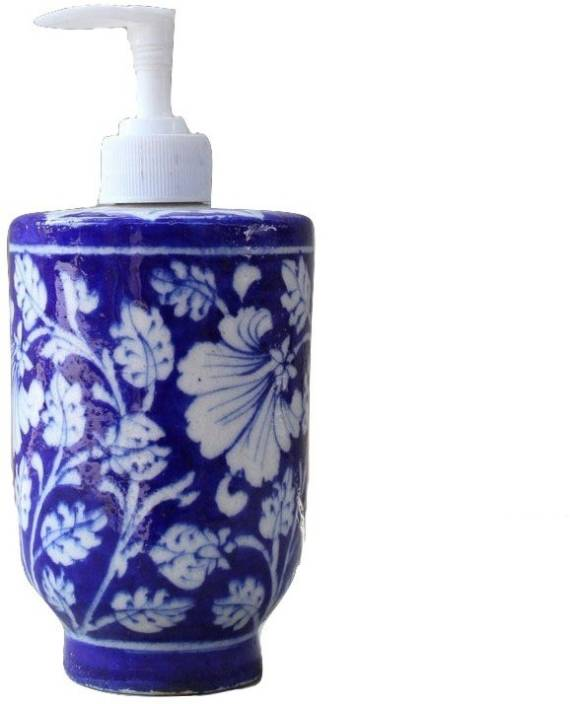 Blue Decor 300 ml Gel, Lotion, Foam, Conditioner, Soap, Shampoo Dispenser