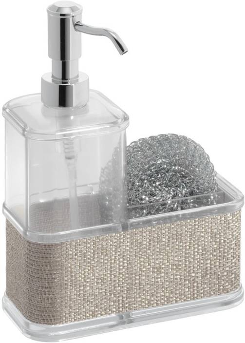INTERDSIGN Twillo Plastic Soap Pump Caddy 530 ml Soap Dispenser