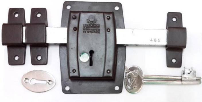 Rekha 10 Turn Inter Lock for Main Gates with Double Doors