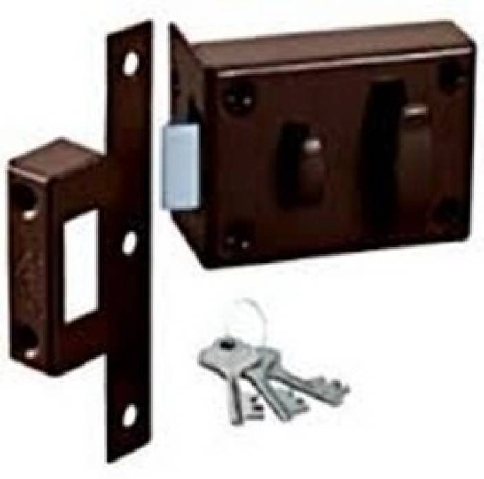 Godrej 7 Lever Night Latch Inside Opening Lock