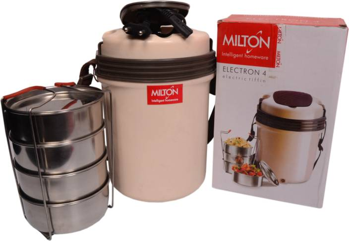 a4837af4d51 Milton Electron 4 4 Containers Lunch Box (350 ml)