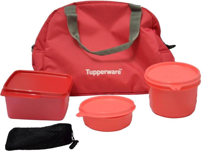 Tupperware Lunch Box Bag - Best Model Bag 2016