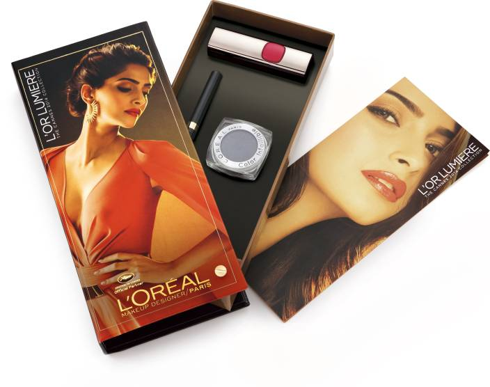 L'Oreal Paris Cannes Edition Box - Reign in Red