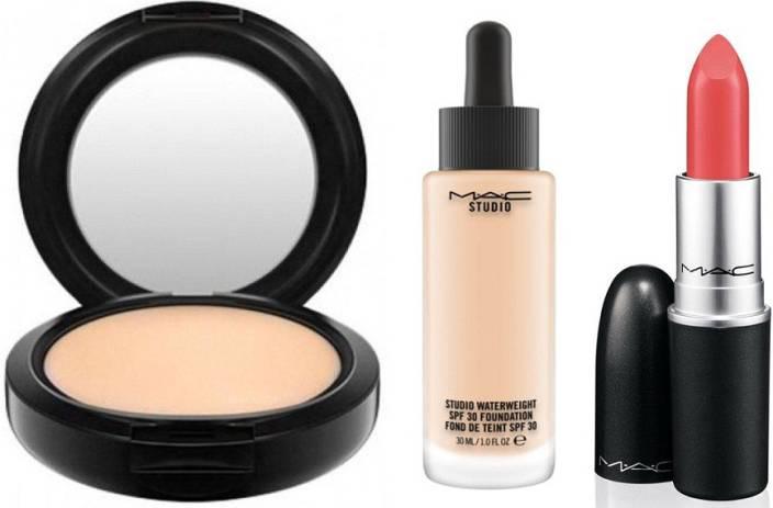 M.A.C professional bridel makeup kit (Pack of 3)