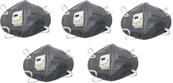 3M Anti-pollution 9004GV Mask and Respirator