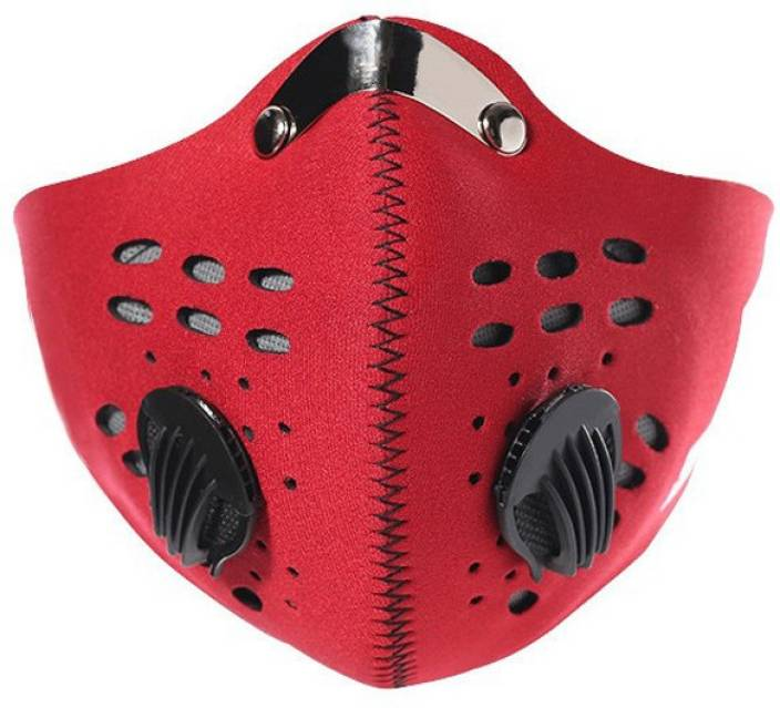 HS Safety Red001 Mask and Respirator