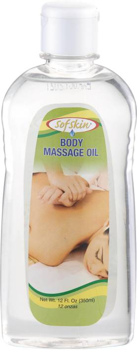 Sofskin Body Massage Oil