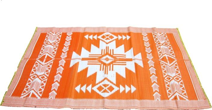 ritika carpets plastic floor mat chatai mat 4 feet 6 feet - Plastic Floor Mat