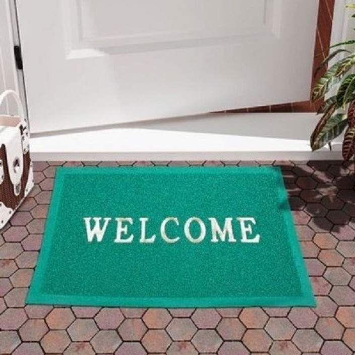 kuber industries rubber door mat door mat pvc - Rubber Door Mat