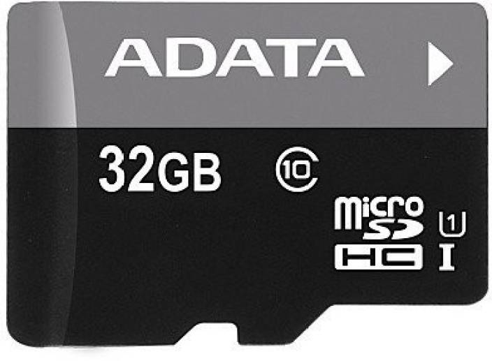 Adata Premier 32 Gb Sd Card Class 10 20 Mb S Memory Card Adata