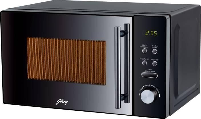a38919ec50a Godrej 20 L Grill Microwave Oven (GMX 20GA8 MLM