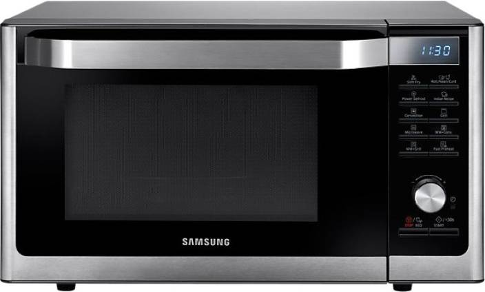 Samsung 32 L Convection Microwave Oven Mc32f605tct Tl Stainless Steel