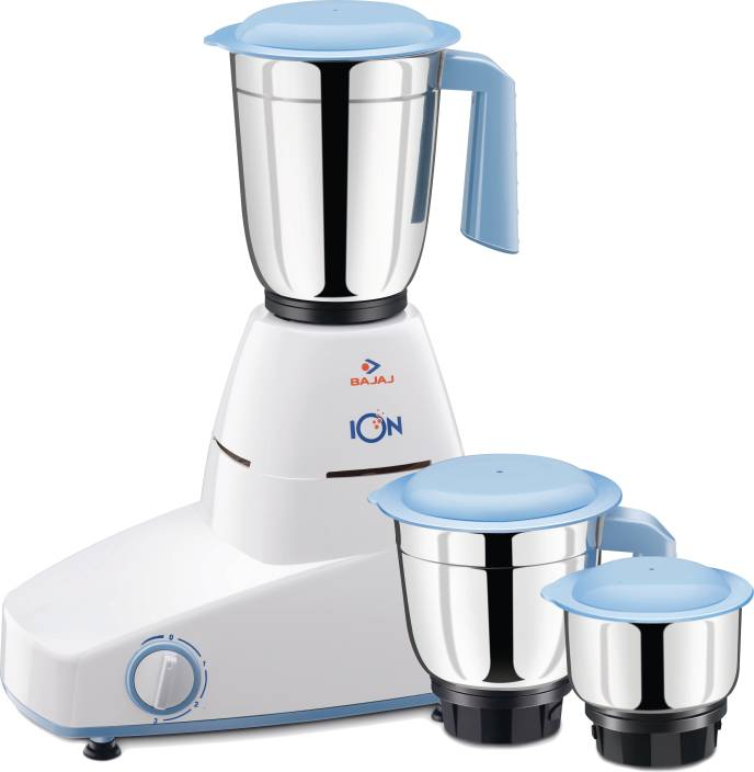 Bajaj Ion Majesty 500 W Mixer Grinder