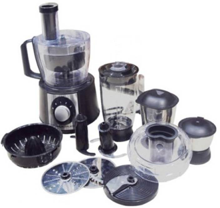 Bajaj Platini Food Art Processor 1000 W Mixer Grinder