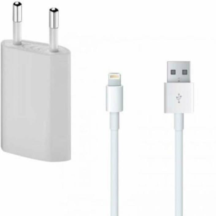 MobileCafe Wall Charger Accessory Combo for Apple iphone 6, apple iphone 5
