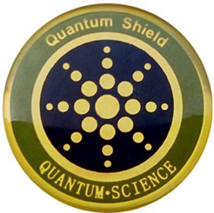 Link+ QUANTUM SHIELD PACK OF 1 Anti-Radiation Chip