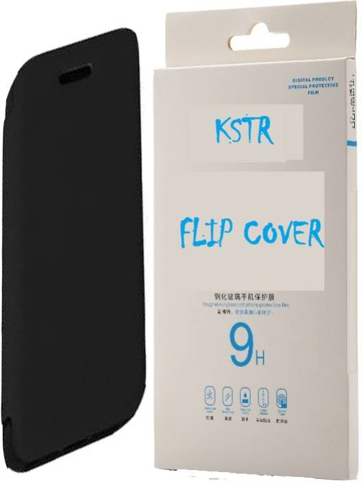 Kstr Flip Cover for Micromax Unite 3 Q372