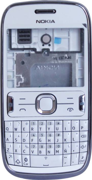 quality design 74db4 bd526 Nokia Back Replacement Cover for Nokia Asha 302 Full Housing Body ...
