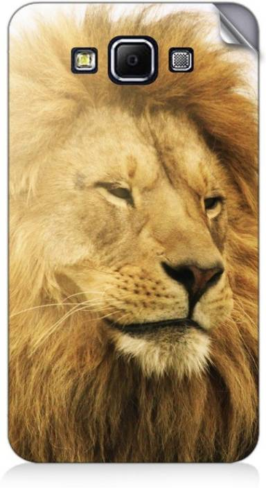 Printapple Samsung A5 Lion Wallpaper Hd Pictures Mobile Back Cover