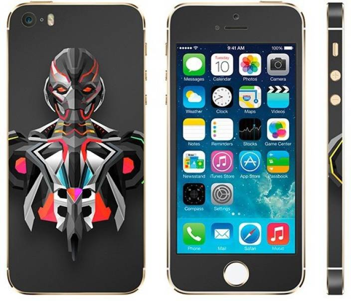 save off f7109 53f0c Dbrand IPHONE SE APPLE IPHONE SE Mobile Skin Price in India - Buy ...