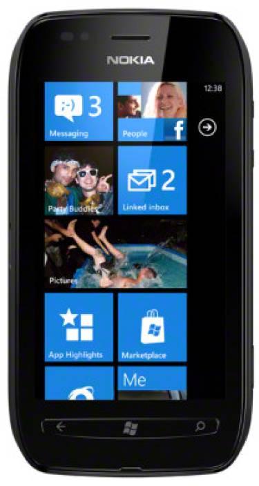 Nokia 710 (Black)